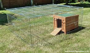 metal guinea pig runs