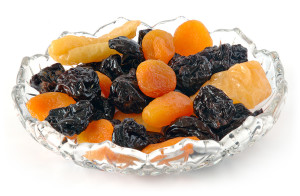 can guinea pigs eat dried fruit
