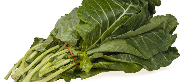 can guinea pigs collard greens